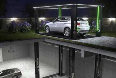 Как подобрать идеальный автомобильный лифт в свой гараж?