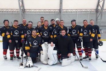 Хоккейная команда «ГидроКуб»