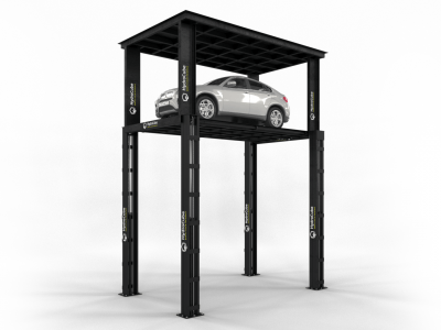 Four-Post Car Lift