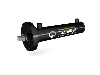 Welded Hydraulic Cylinder with Round Head Flange
