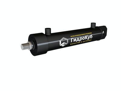 Welded Hydraulic Cylinder with Cap Fixed Eye