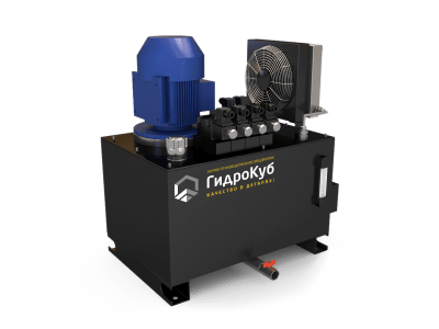 Bespoke Hydraulic Power Pack