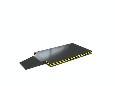 Ramp on Side