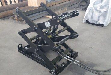 Scissor hydraulic lift