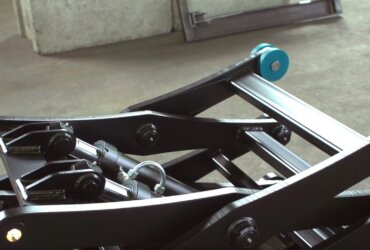 2,5 Ton Scissor Lift