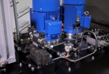 Hydraulic Power Pack for Controlling Several Actuators