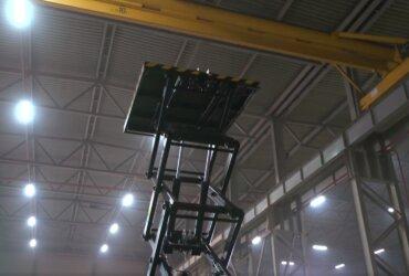 500 Kg, 10 Meters Lift