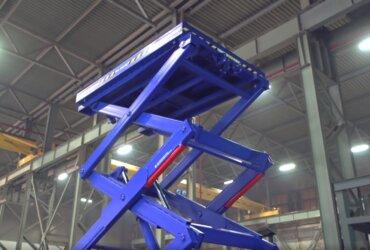 3 Ton, 7 Meter Hydraulic Lift