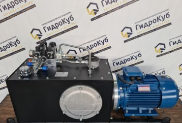 18,5 KW Hydraulic Power Pack SH.E.255-38,8-100.14.Е.24.380.18,5.0.0.УХЛ4