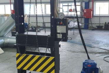 15 ton hydraulic press