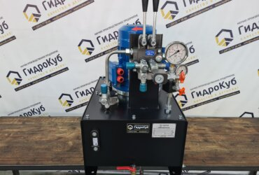 Hydraulic power pack, 170 bar