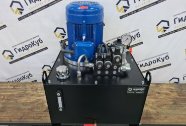 Hydraulic power pack, 120 bar