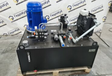 Hydraulic power pack, 300 bar