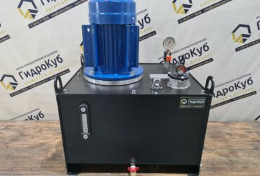 Hydraulic power pack, 200 bar, 5.5 kWt