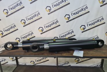 Welded hydraulic cylinder, stroke 660