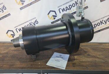 Telescopic hydraulic cylinder, stroke 450