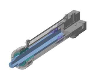 Double-Acting Hydraulic Cylinders