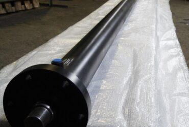 Hydraulic cylinder, stroke 6 meters