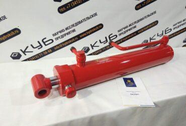 Hydraulic cylinder, lifting eye bolt, pivot bolt