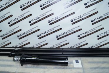 Hydraulic cylinders for special-purpose equipment