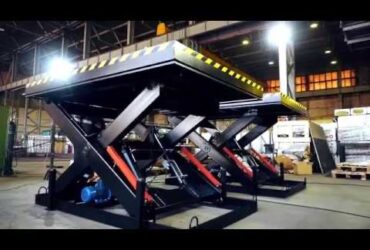 Scissor Lifts by HydroCube