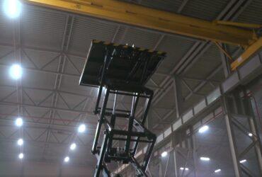 Подъемник 500 кг, 10 метров