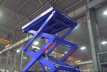 Гидравлический подъемник 3 тонны, 7 метров