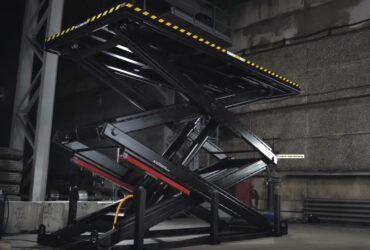 5 Ton and 7 Meter Scissor Lift