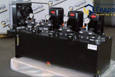 Conveyor Blank Feed Hydraulic Power Pack