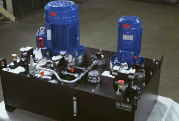 Hydraulic Power Pack for Lift Table