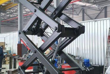 1.5 ton scissor lift