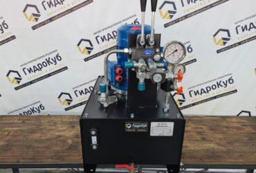 Hydraulic power pack, 170 bar