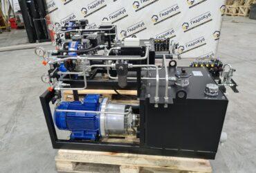Hydraulic power pack, 200 bar