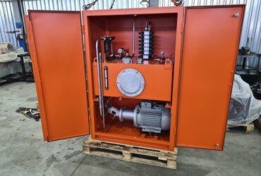 Hydraulic power pack, 210 bar