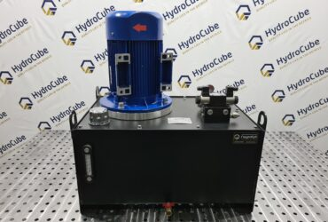 Hydraulic power pack, 180 bar