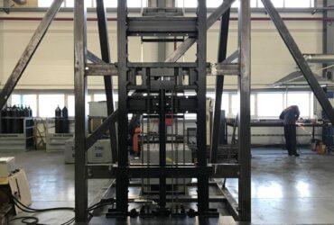 Консольный подъемник, 1500 кг