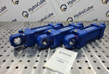 Tie rod hydraulic cylinders, stroke 200