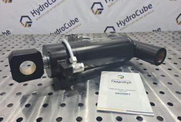 Welded hydraulic cylinder, stroke 270