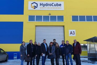 The visit of the business community representatives of the Saratov Region