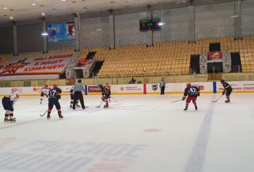 The HC HydroCube debut in NHL