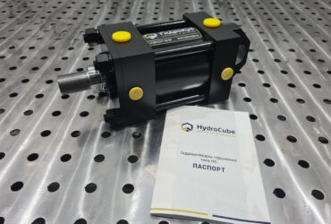 Tie rod hydraulic cylinder, stroke 64