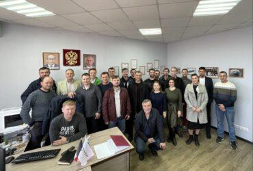 Встреча участников машиностроительного кластера УР