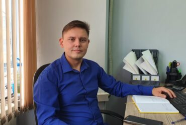 Шкляев Максим Алексеевич
