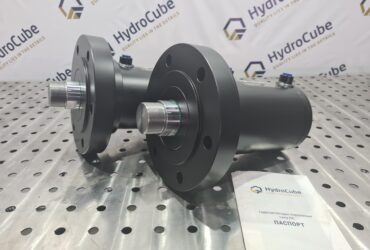 Welded hydraulic cylinders stroke 100