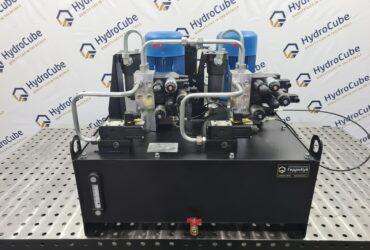 Hydraulic power pack, 130 bar