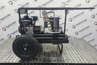 Hydraulic power pack with ICE 250 bar