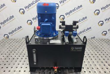 Hydraulic power pack 100 bar
