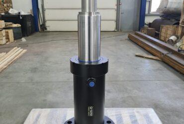 Welded hydraulic cylinder 11265 №2