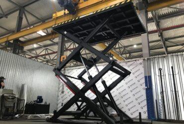 Hydraulic lift 2 tons 12023