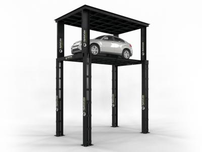 Four-Post Car Lift